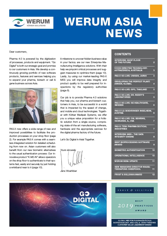 Cover_Werum_NL_0069_PAS-X-News-Asia-2019